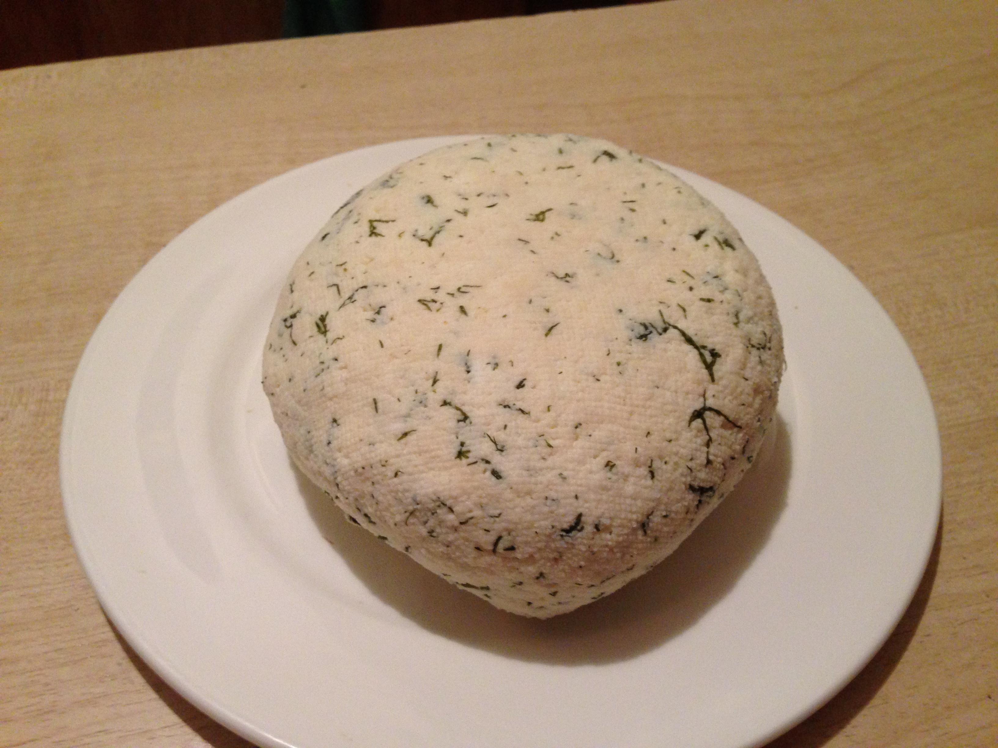 фото домашний сыр