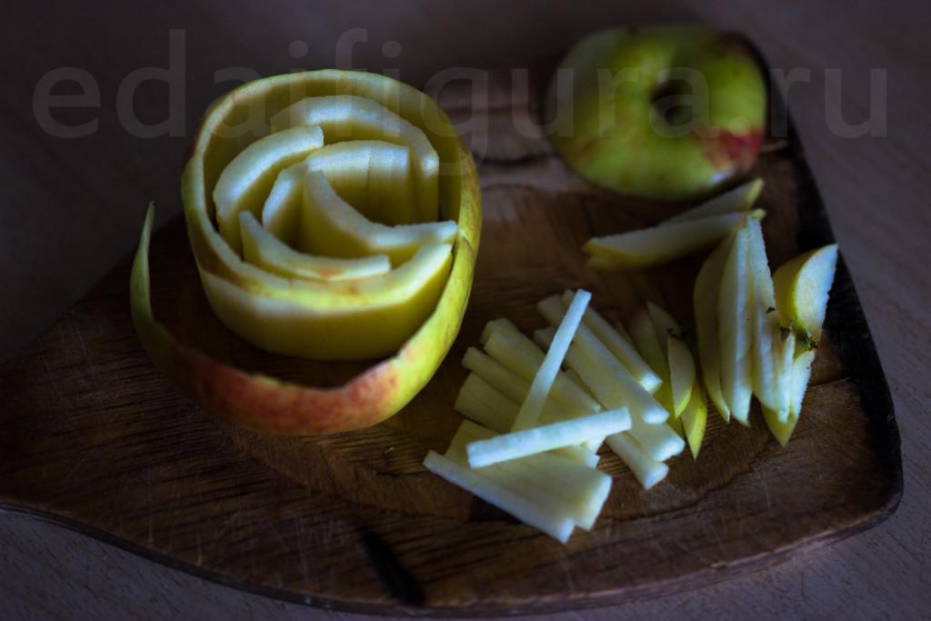 простой и вкусный фруктовый салат
