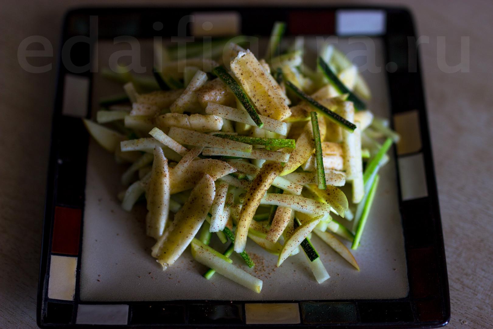 фото простой фруктовый салат