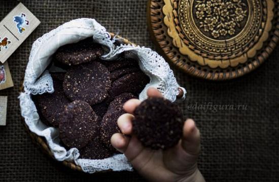 фото диетическое печенье