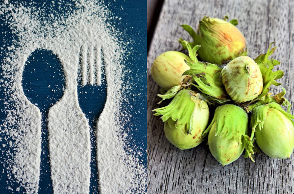 Гликемический индекс фото сахара и орехов
