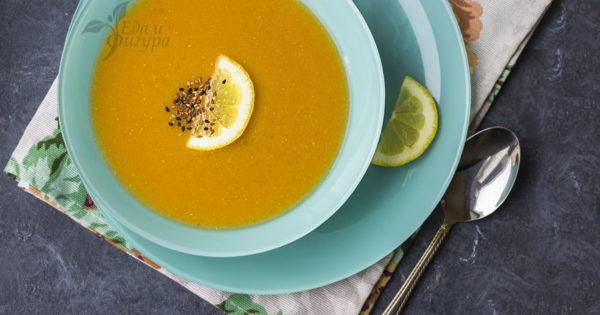 суп из чечевицы в мультиварке фото
