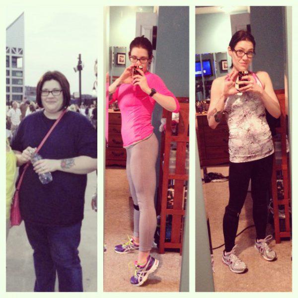 похудела на 60 кгбез диеты фото