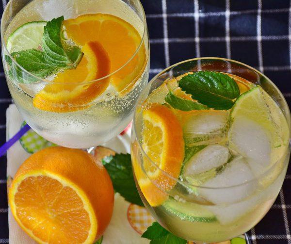 фруктовая вода фото