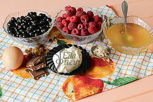 ягодный крамбл фото