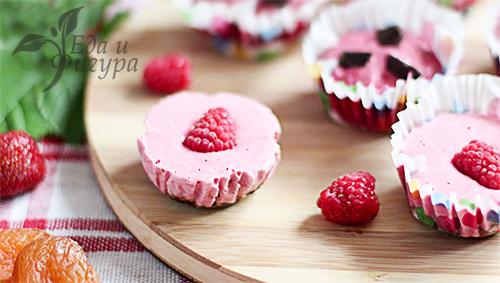 десерт из ягод фото