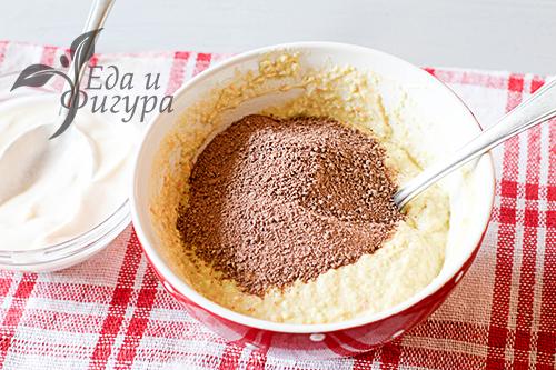 Диетический шоколадный мусс фото