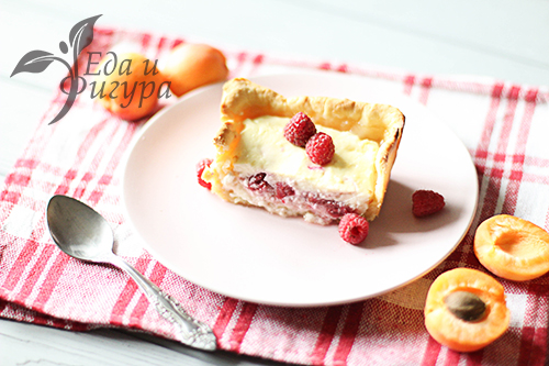 Чизкейк с ягодами фото
