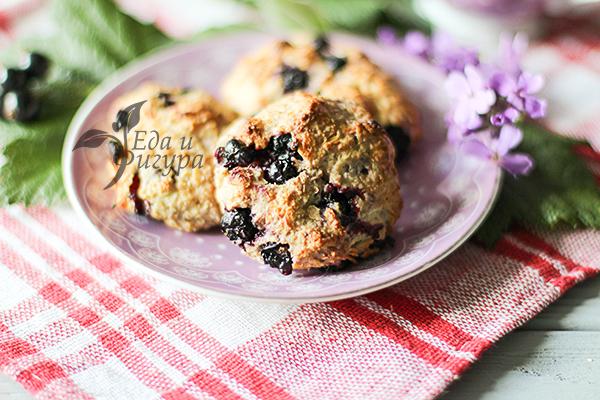 смородиновое печенье фото