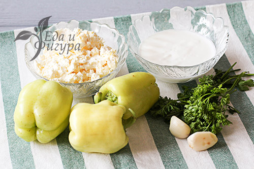 Болгарский перец с начинкой фото