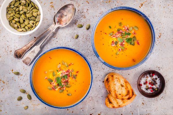 супы для похудения фото