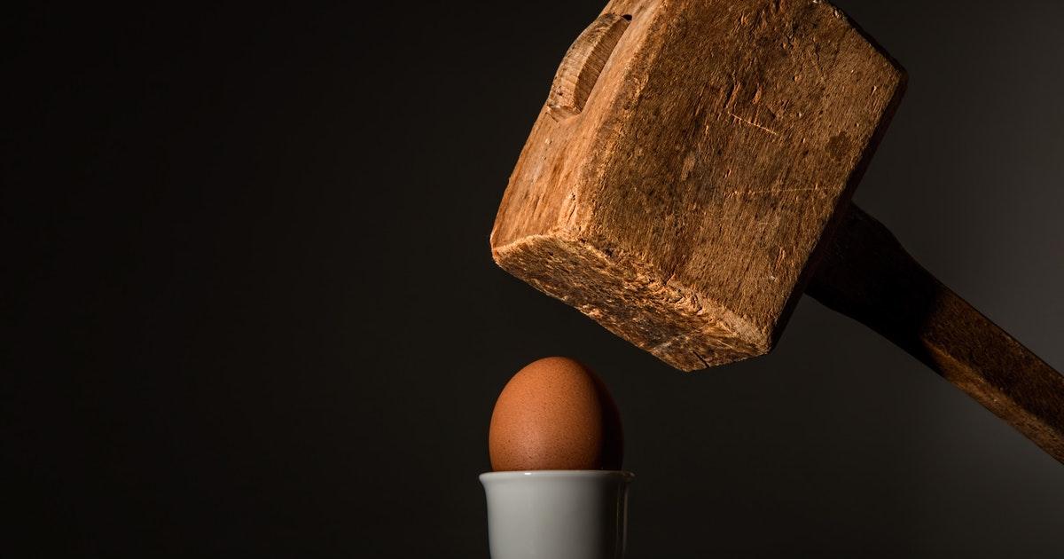 Диета на яйцах для похудения, отзывы и результаты