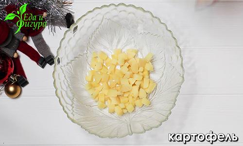 салат оливье фото