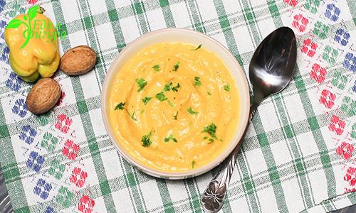суп-пюре из тыквы фото супа-пюре из тыквы