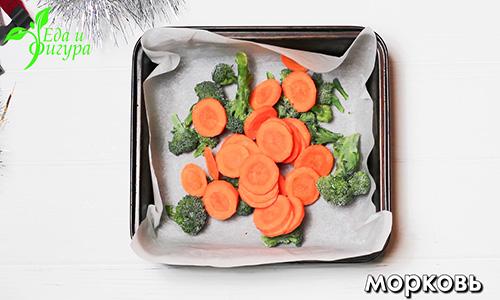 пп-меню на Новый год фото