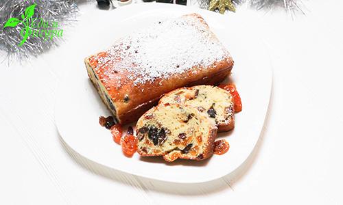 рождественский кекс фото рождественского кекса