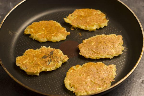 драники без яиц фото готовых драников на сковороде