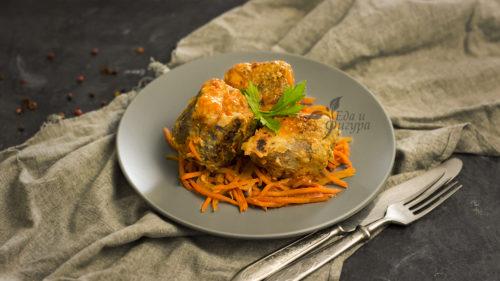 хек в мультиварке фото готового блюда
