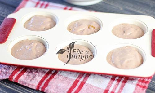 домашние кексы фото кексов в форме