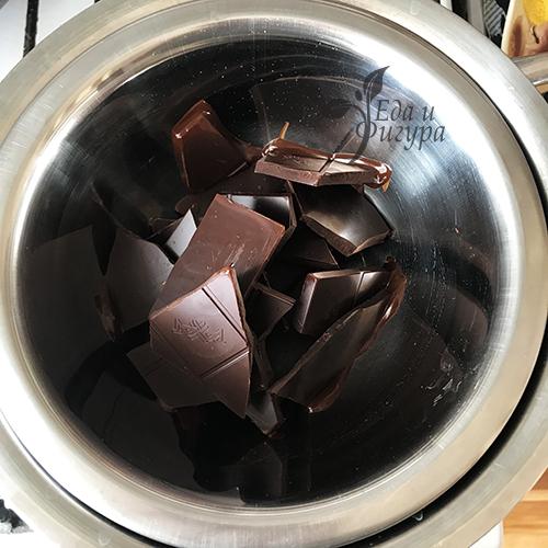 шоколадный кекс фото шоколада
