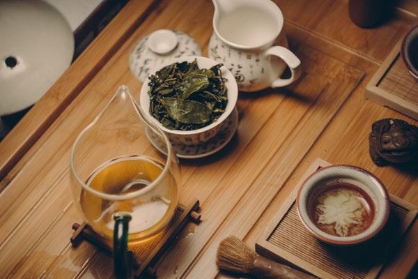 какой чай пить фото чая