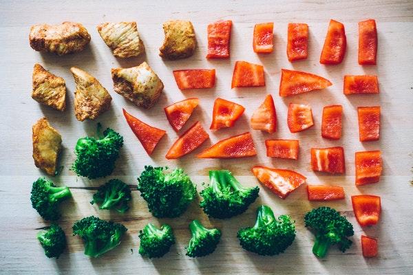 гречневая диета фото овощей и мяса