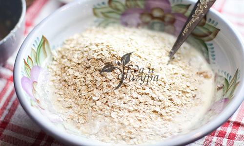 диетическое овсяное печенье фото овсянки и рисовой муки