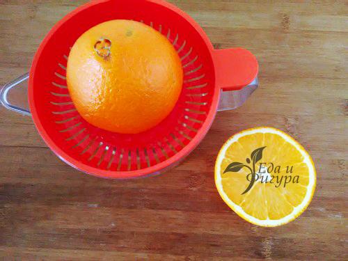 вкусная перловая каша фото апельсина