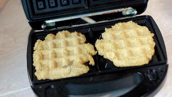 безглютеновые вафли фото вафель в вафельнице