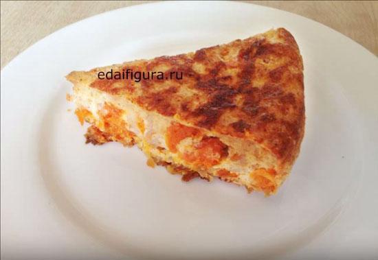 диетический пирог фото