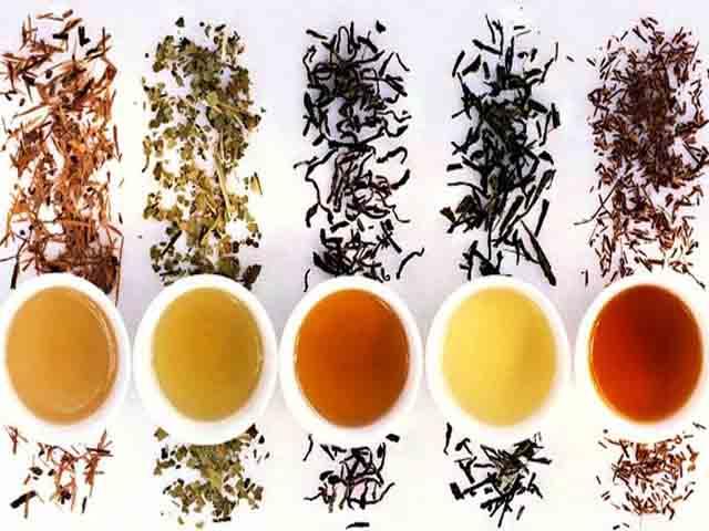 польза чая для организма