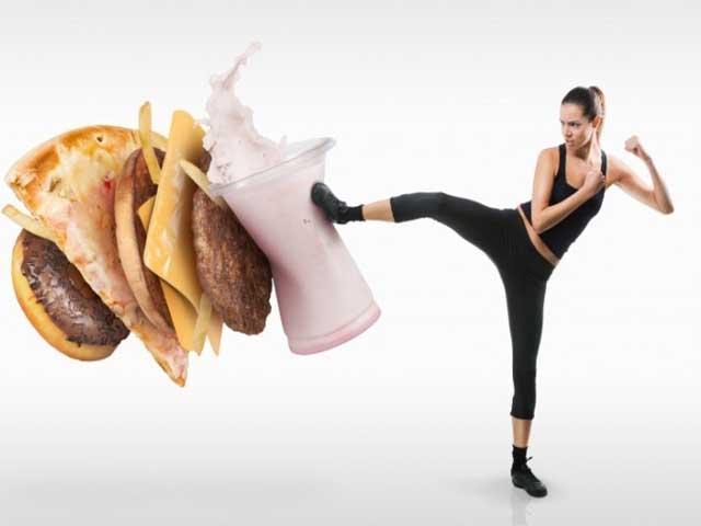 сила воли для похудения
