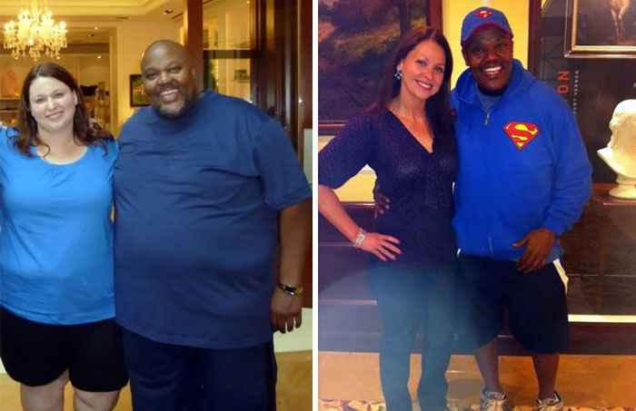 истории похудения на правильном питании
