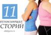 Как похудеть подростку за неделю на 3 кг в домашних условиях