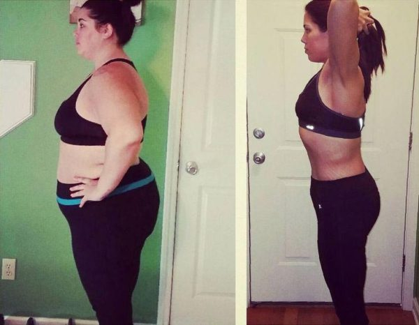 как похудеть с 67 кг до