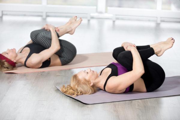 упражнения, которые сожгут жир на животе