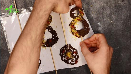 Полезные сладости своими руками фото