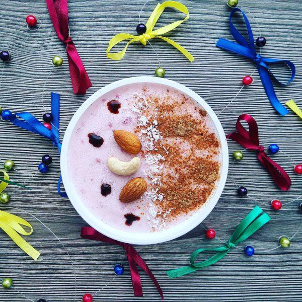 суфле из фруктов фото