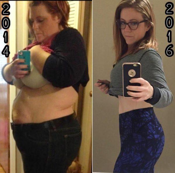 история похудения гагариной