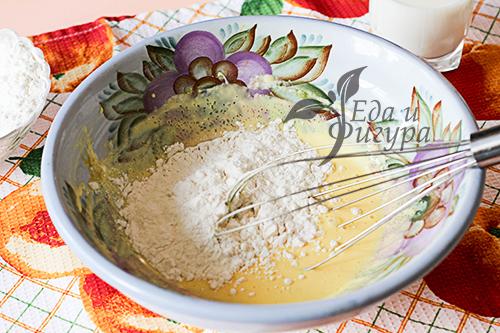Рисовые блинчики фото