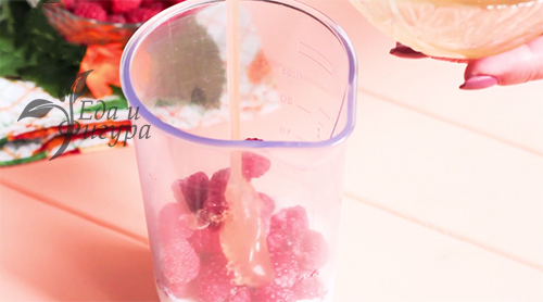 фруктово-ягодные смузи фото