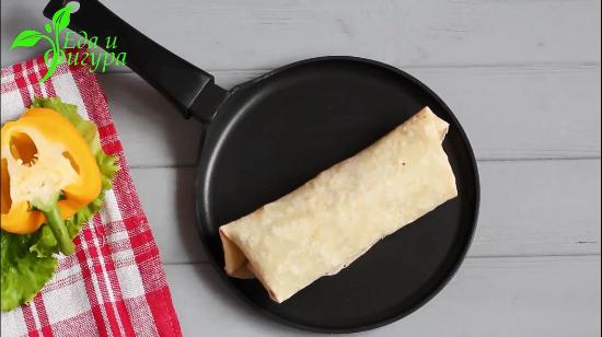 Домашний цезарь ролл рецепт в домашних условиях 120
