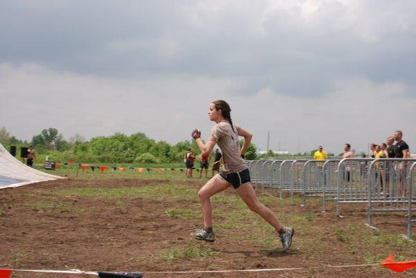 Ретро-бег фото