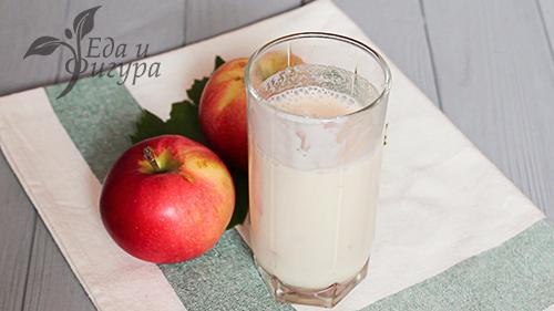яблочный десерт фото