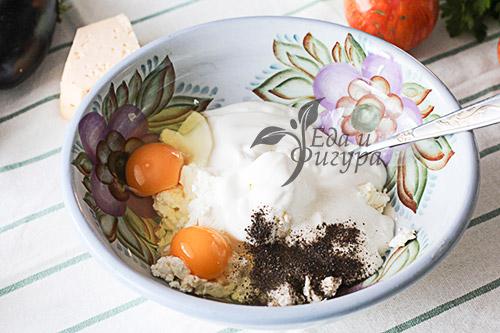 Куриная запеканка с овощами фото