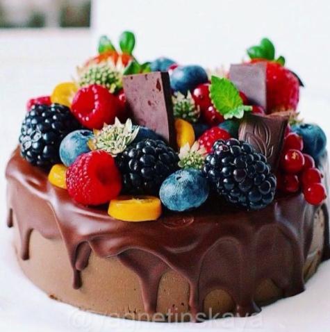 рецепты вкусных десертов фото