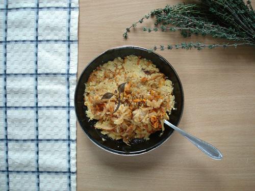 нутовый пирог фото капусты, нута и овощей