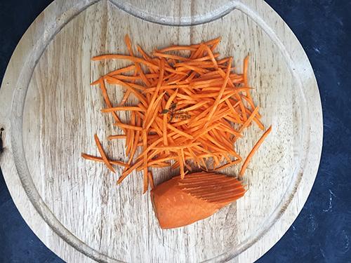 хек в мультиварке фото натертой моркови