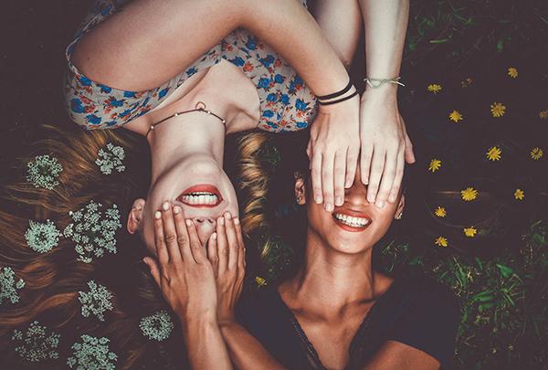 гормон кортизол фото смеющихся девушек
