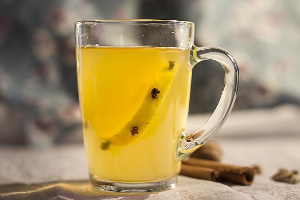 имбирный чай с лимоном фото имбирного чая